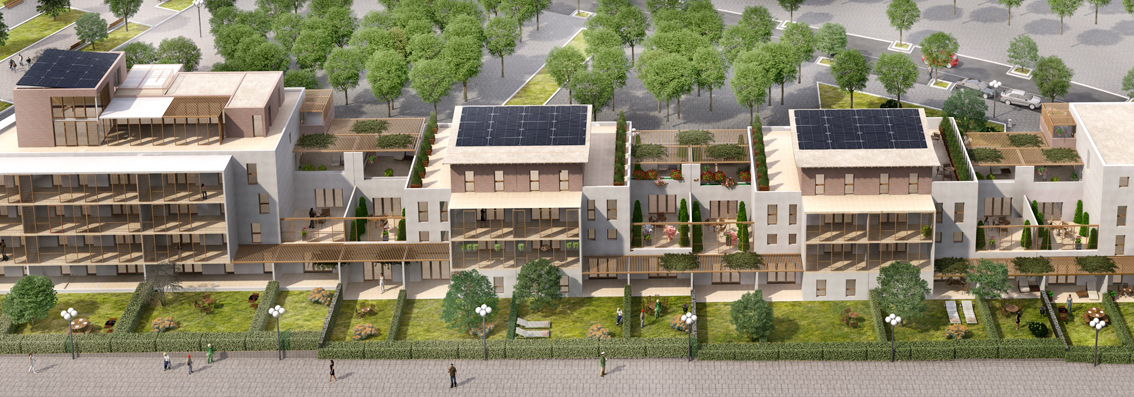 N o r sidence montpellier for Montpellier terre archi